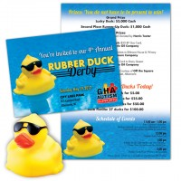 Invitation Design, GHA Autism Supports Albemarle NC