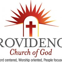 Logo Design Providence Church of God, Locust NC