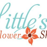 Logo Design Little's Flower Shop, Midland NC