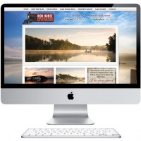Website Design Iron Horse Properties, Norwood NC